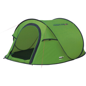 High Peak Vision 3 Tent, green/phantom